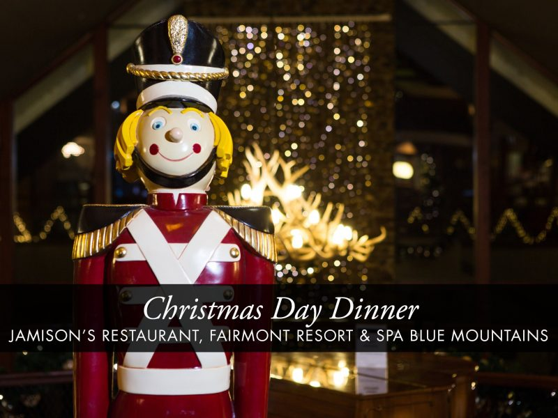 Christmas Day Dinner at Fairmont Resort & Spa