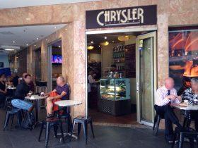 Chrysler Cafe Bar