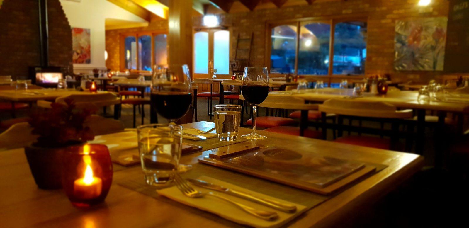 Clancy's Restaurant Inside