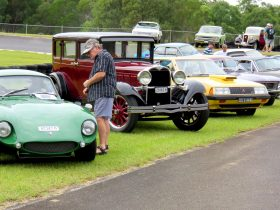 Awesome vintage cars - Grafton