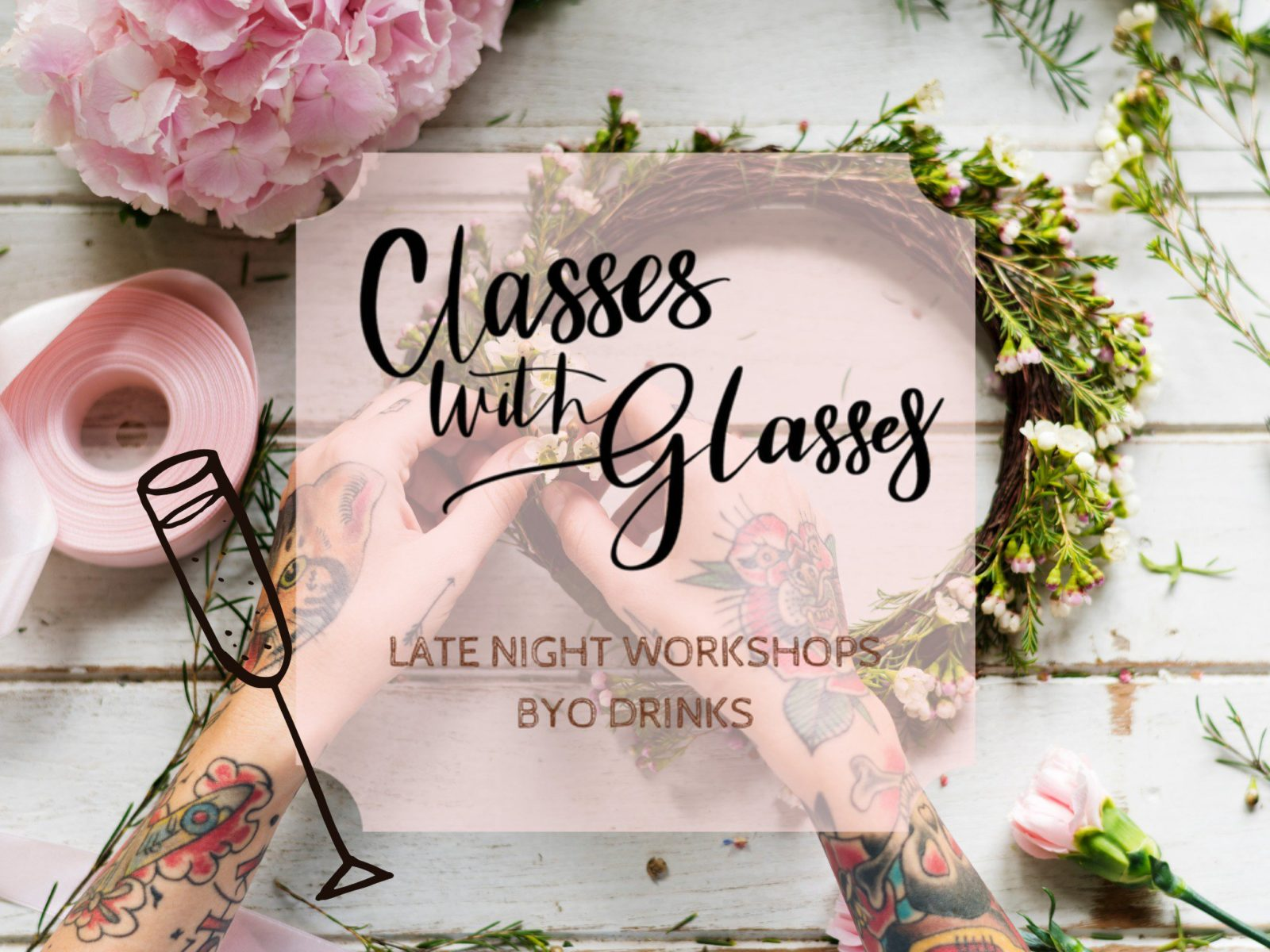 Classes with Glasses