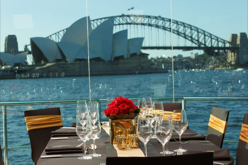 Sydney Lunch Cruise
