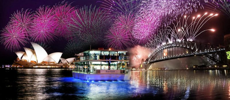 Clearview Blueroom Glass Boat cruises in Sydney