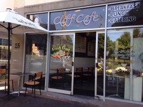 Cliff Cafe