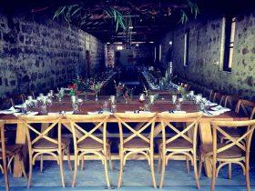 Clifton formal dining room