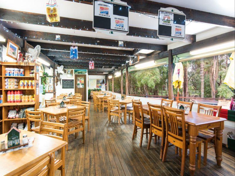 Big Oma's Coffee House