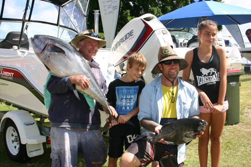 Trailer Boat Fishing Tournament