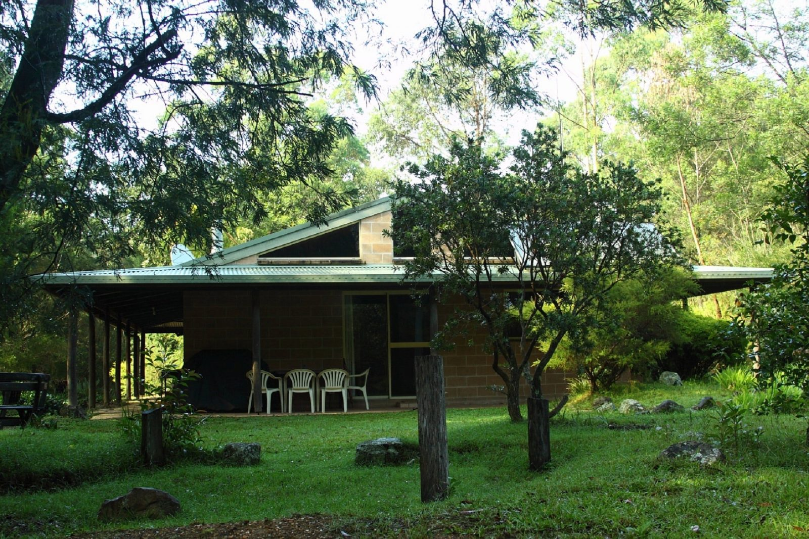 Carisbrook Lodge