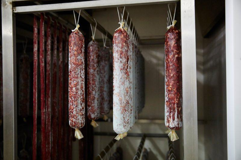 Griffith local salami