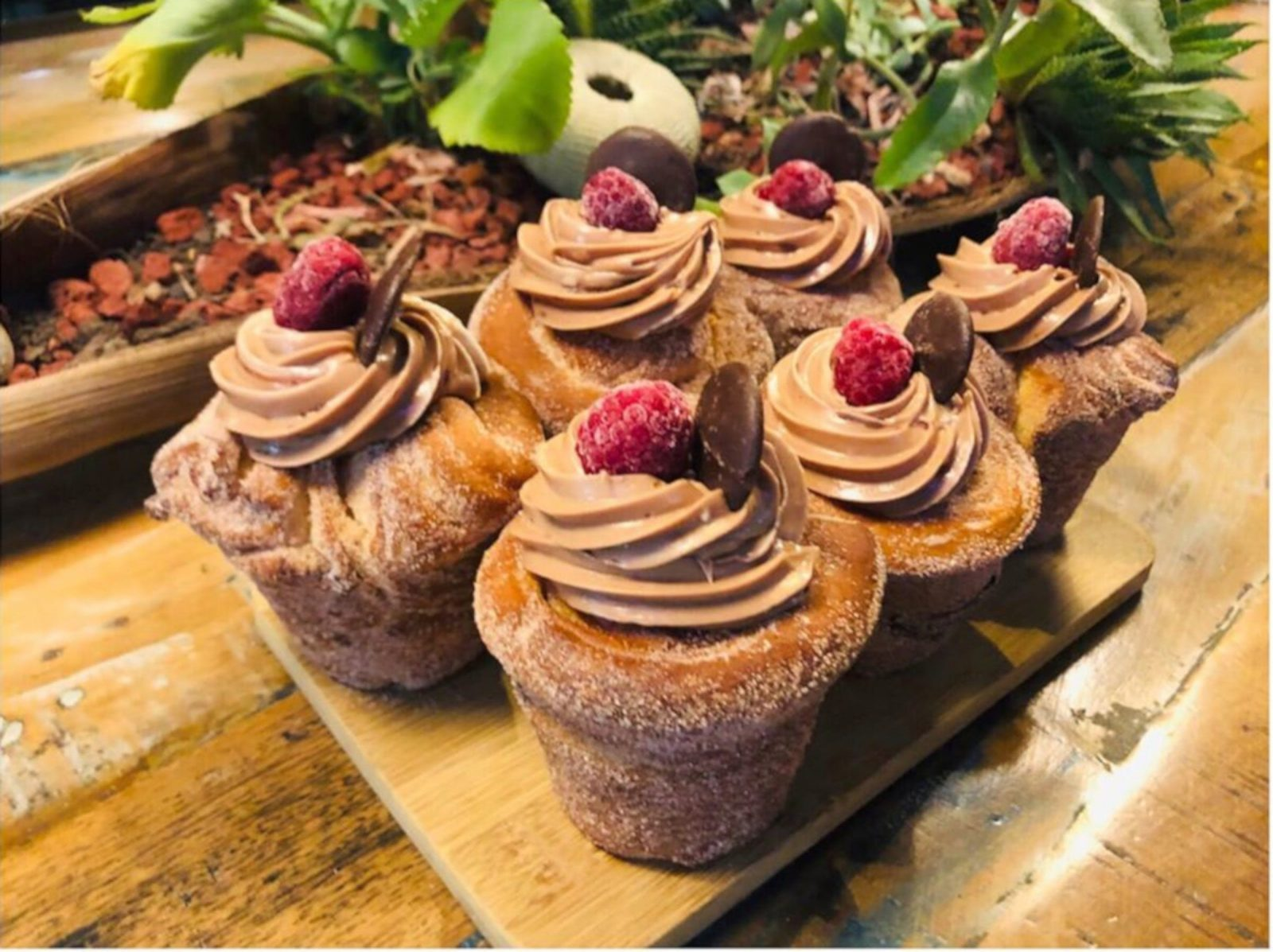 Muffins from Coffee and Kitchen