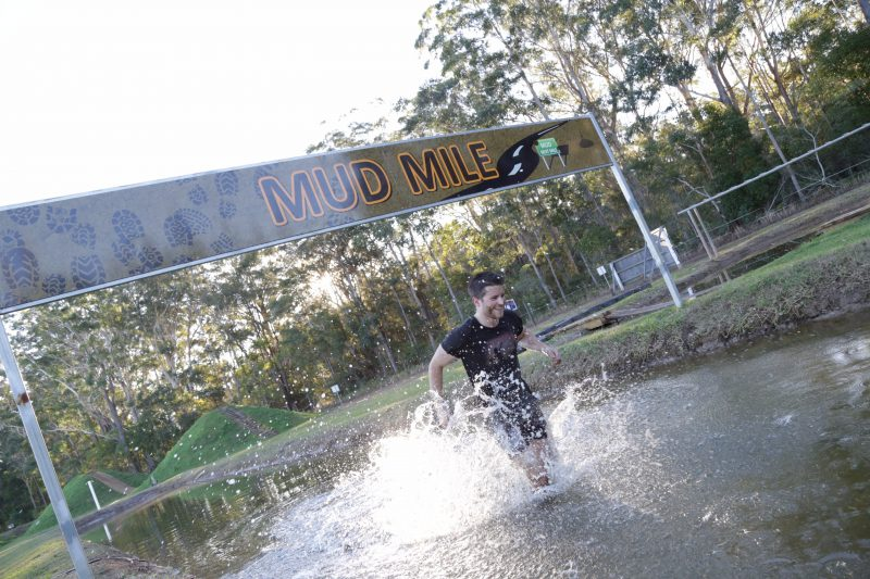Run the Commando Course at the Coffs Coast Adventure Centre