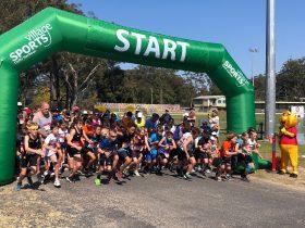 3KM Race Start 2019