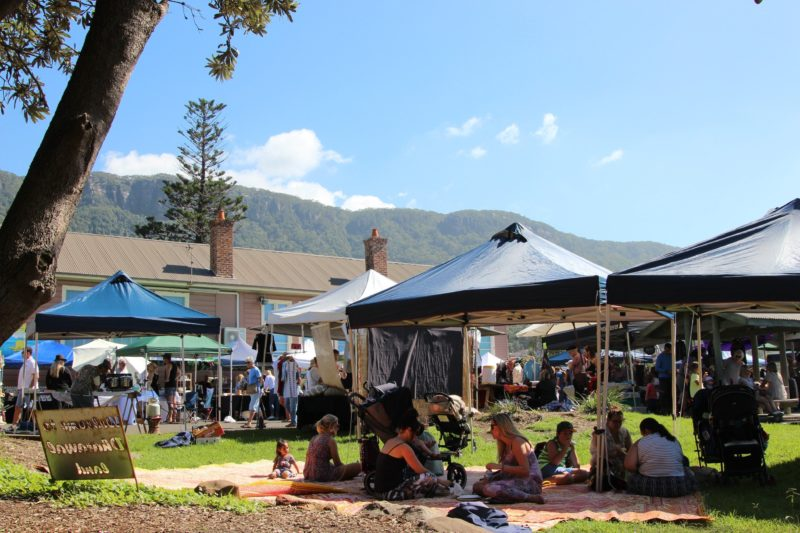 Coledale Markets, whats on in wollongong, coal coast, northern illawarra, south coast, sheree bailey