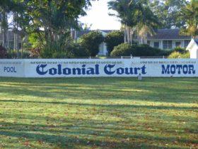Colonial Court Motor inn
