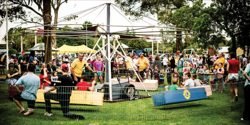 Combined Services Club Christmas Carnival
