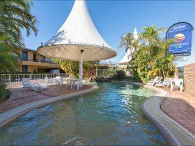 Comfort Inn All Seasons Pool
