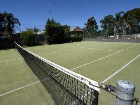 Comfort Inn Fairways - Full Tennis Court
