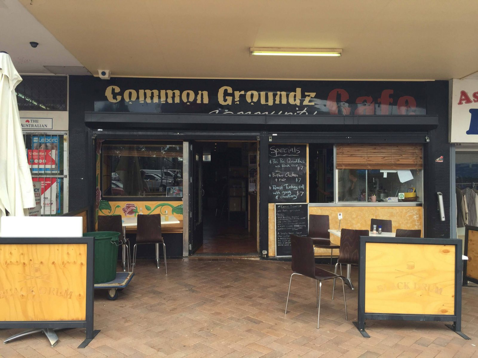 Common Groundz Community Cafe