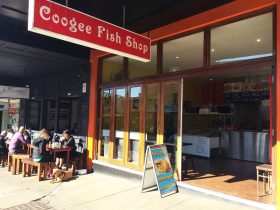 Coogee Fish Shop