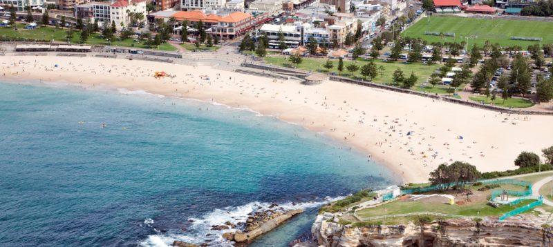 Best views of Coogee Beach
