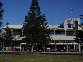 Front view of Coogee Legion Club
