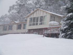 Cool Mountain Lodge