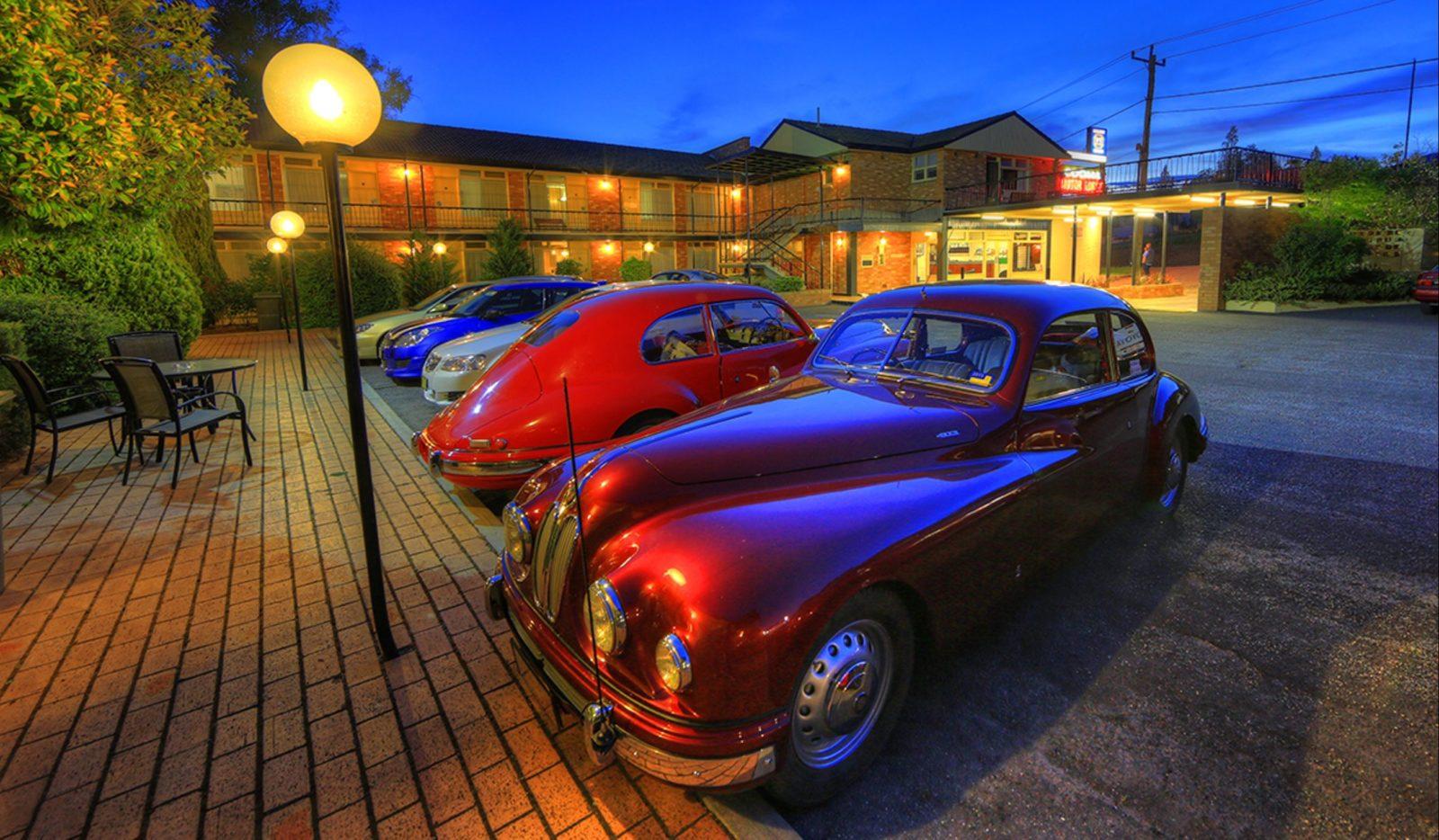 Cooma Motor Lodge