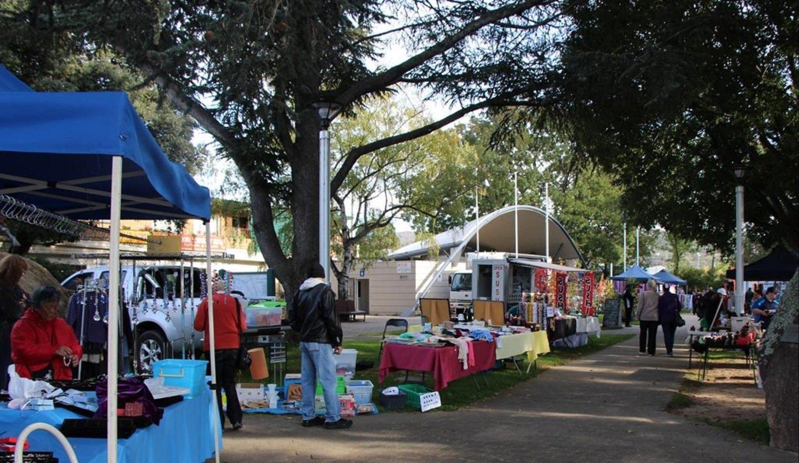 Cooma Rotary Markets