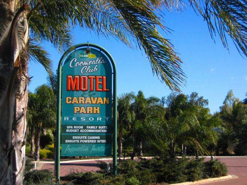 Motel, Cabins and Caravan Park