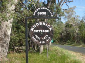 Coonabarabran Mudbrick Cottage