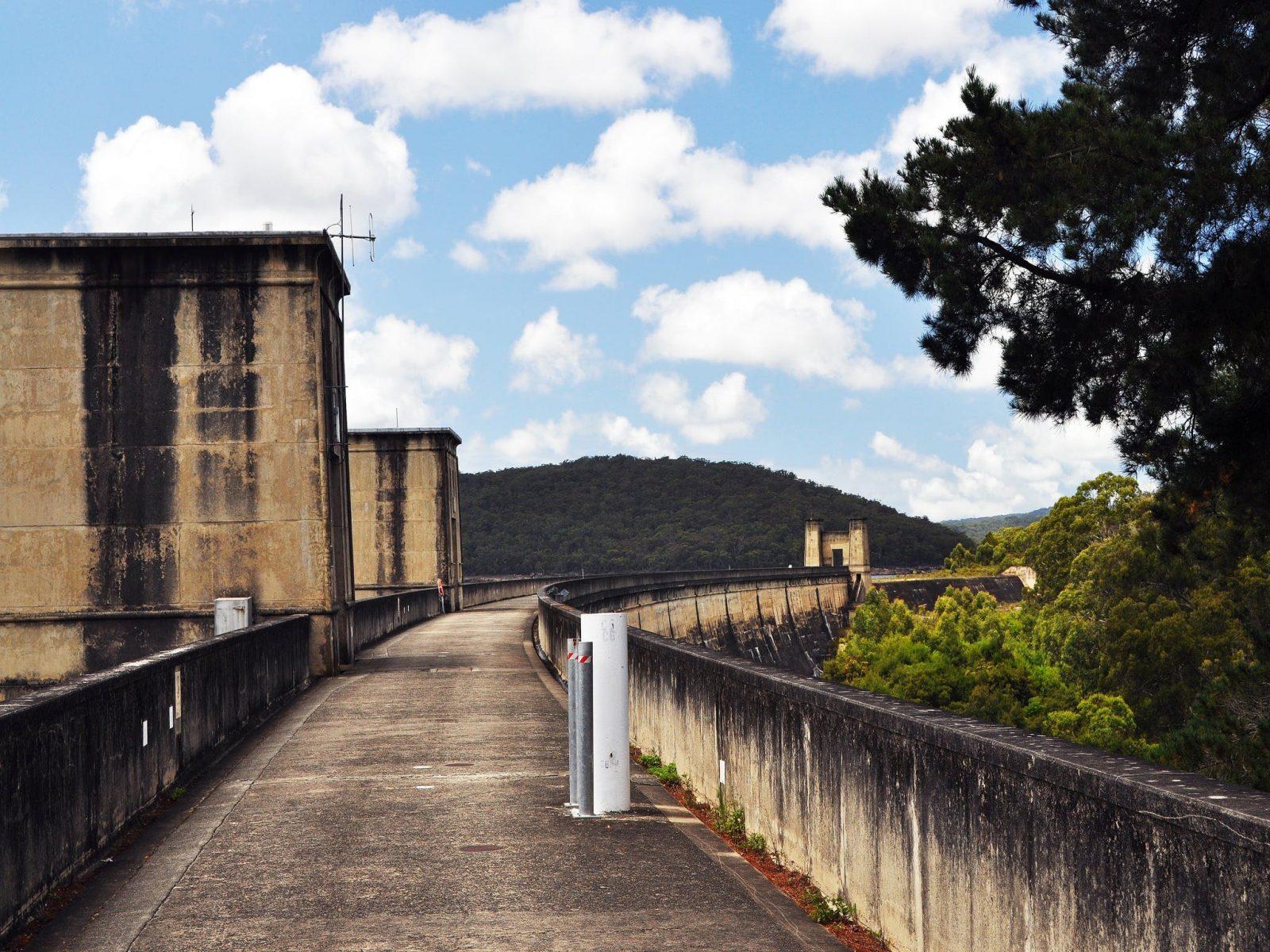 Cordeaux Dam