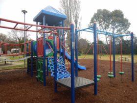 Playground - Coronation Park