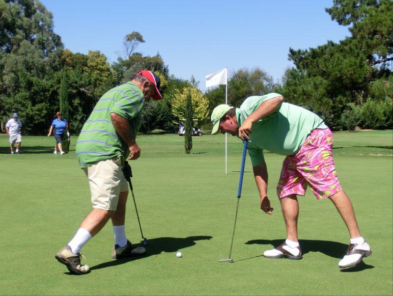 Corowa Easter Golf Tournament