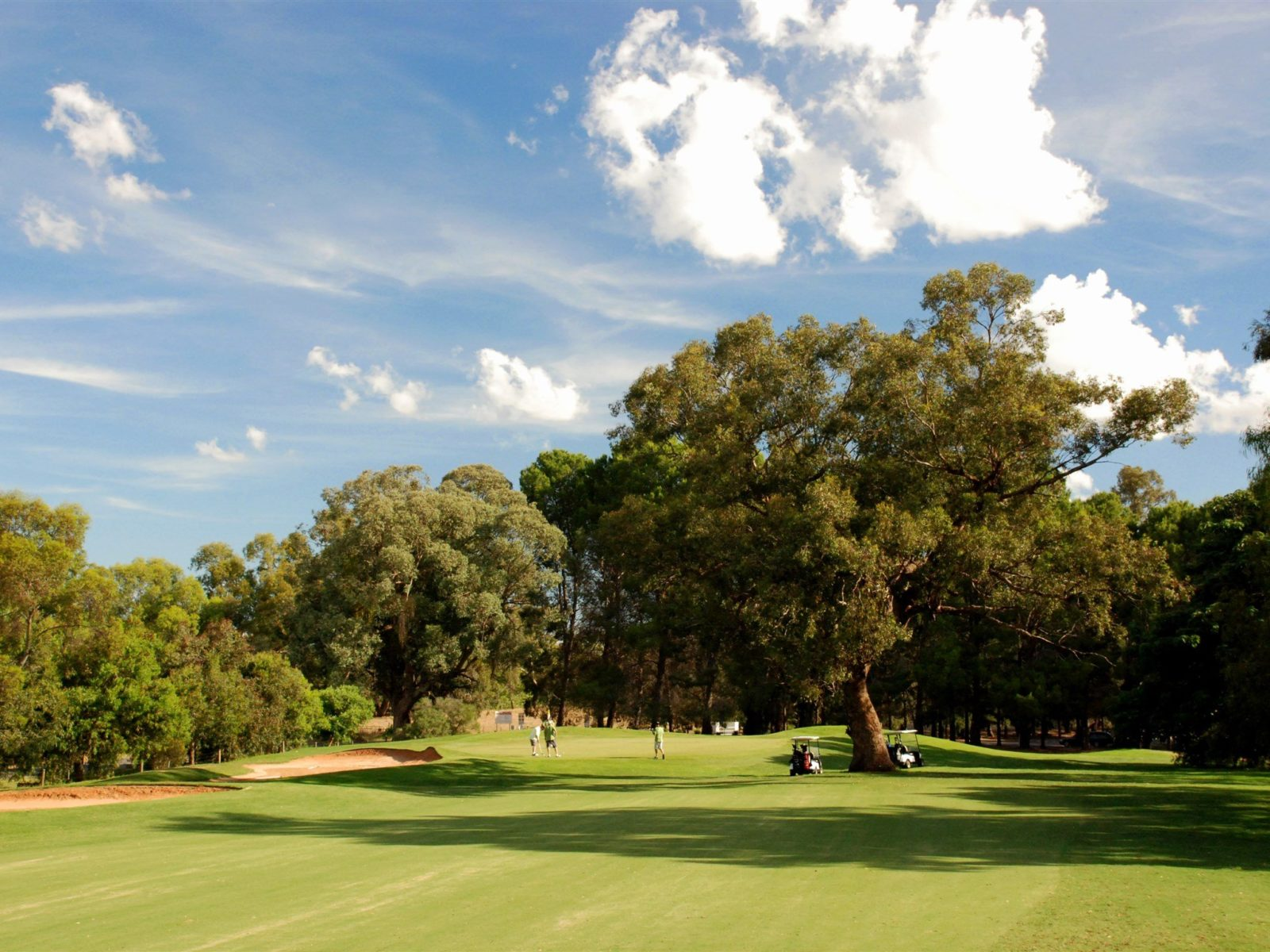 Corowa Golf Course