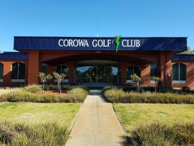 Corowa Golf Club Clubhouse