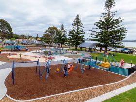 Corrigans Reserve playground