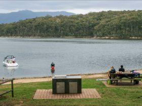Corunna picnic area