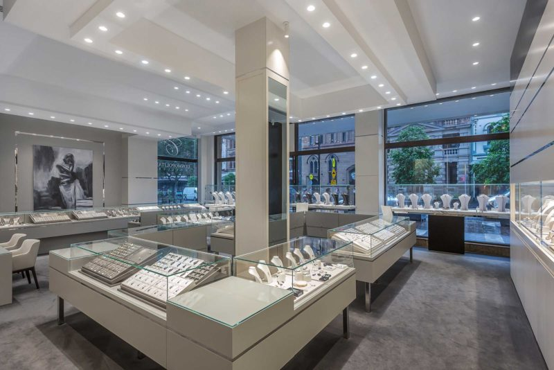 Cosmopolitan Jewellers showroom