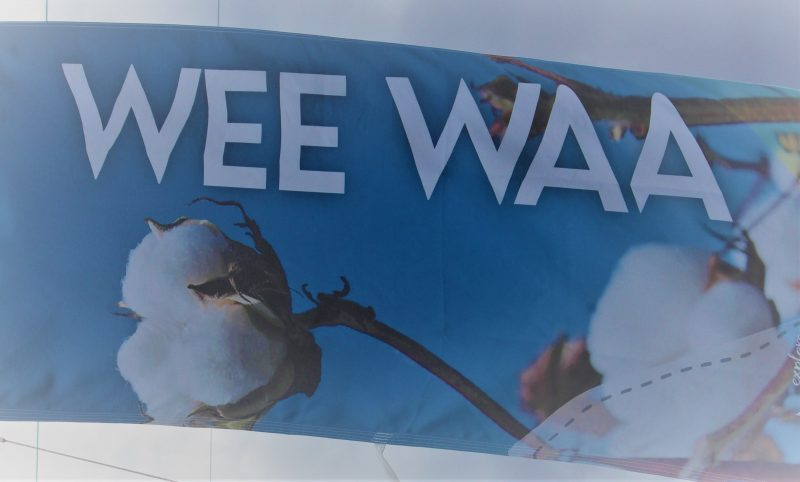 Welcome to Wee Waa Cotton Capital