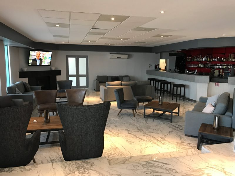 Front Bar Area