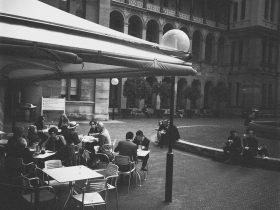 Courtyard Cafe da Capo