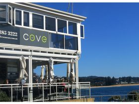 Cove Cafe Terrigal
