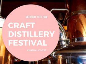 Craft Distilleries Festival Central Coast