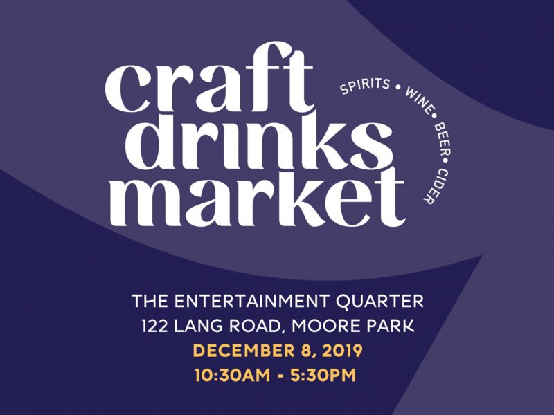 Craft Drinks Market Banner