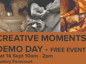 Creative Moments Demo Day