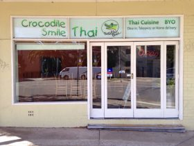Crocodile Smile Thai