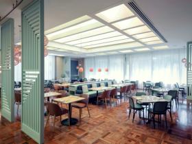 Croft Restaurant - Amora Hotel
