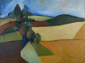 contemporary landscape
