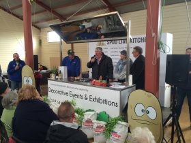 The Charity Spud Auction 2019
