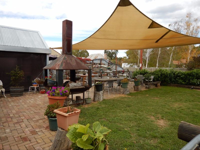 Crowes Restaurant at Gundaroo